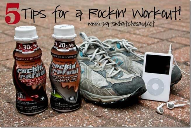 5_Tips_to_a_Rockin_Workout_at_thatswhatchesaid.net_#Spon
