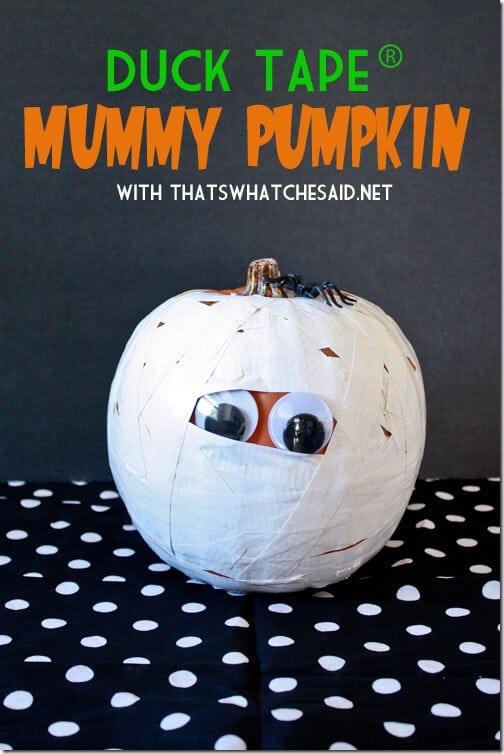 Duck_Tape_Mummy_Pumpkin_with_thatswhatchesaid.net_