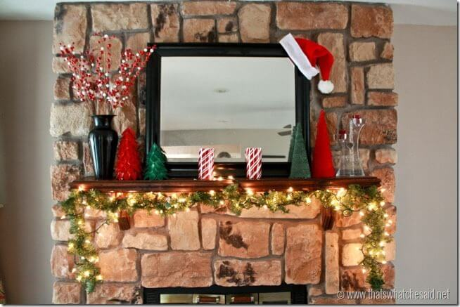 Holiday Mantle 2