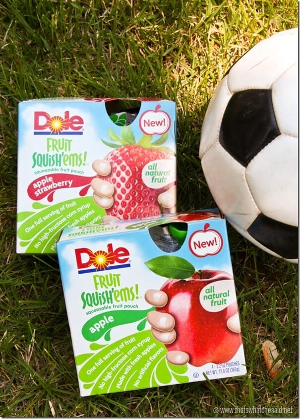 Make Game Day Great with Dole at thatswhatchesaid.net