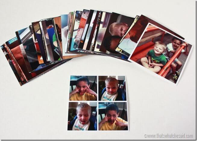 How to organize Instagram Photos