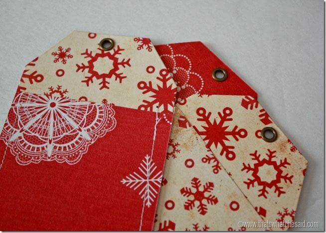 Gift Tag Gift Card Holders 14