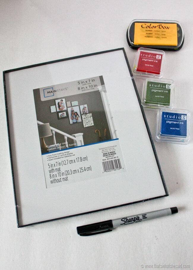 Lightbulb Thumbprint Frames1