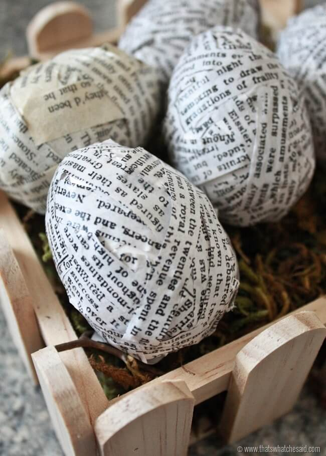 Fun Ideas for Easter Eggs at thatswhatchesaid.com