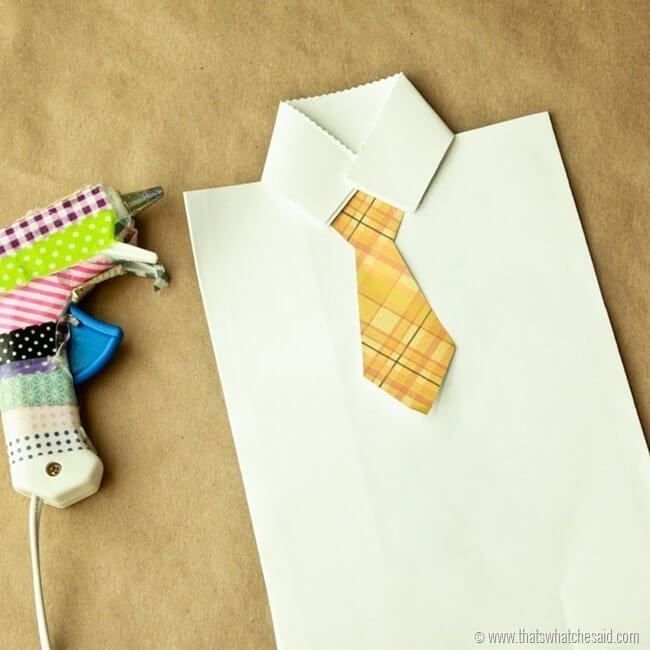 Ideas for Father's Day Gift Wrap at thatswhatchesaid.net