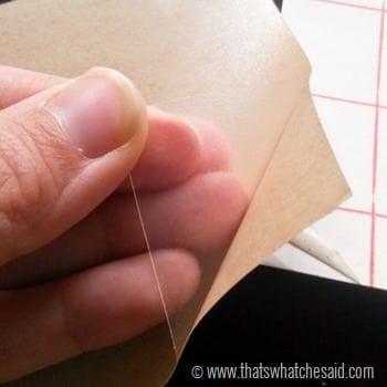 How to Layer Vinyl 1