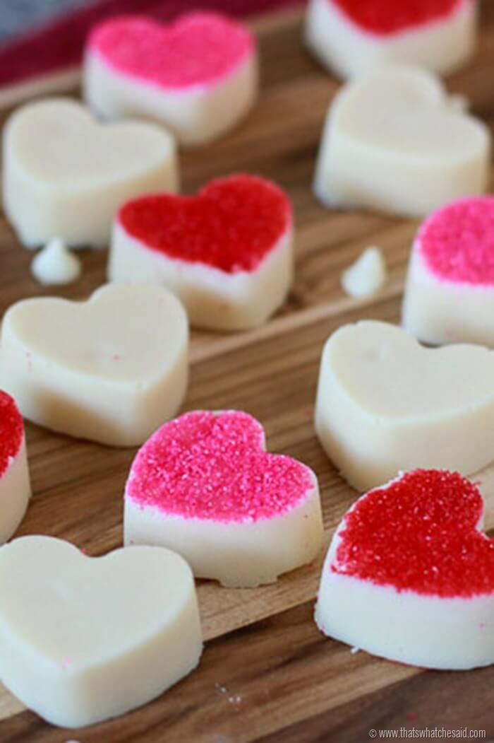 Simple Fudge Recipe at www.thatswhatchesaid.com