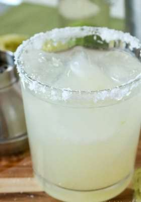 The Best Margarita Recipe Ever!