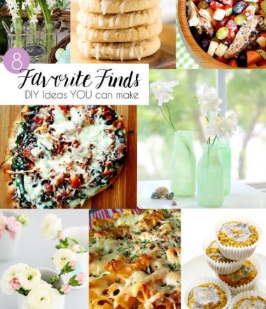 Favorite Finds at Monday Funday Link Party