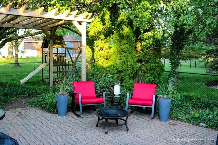 Perfect Backyard Patio-2