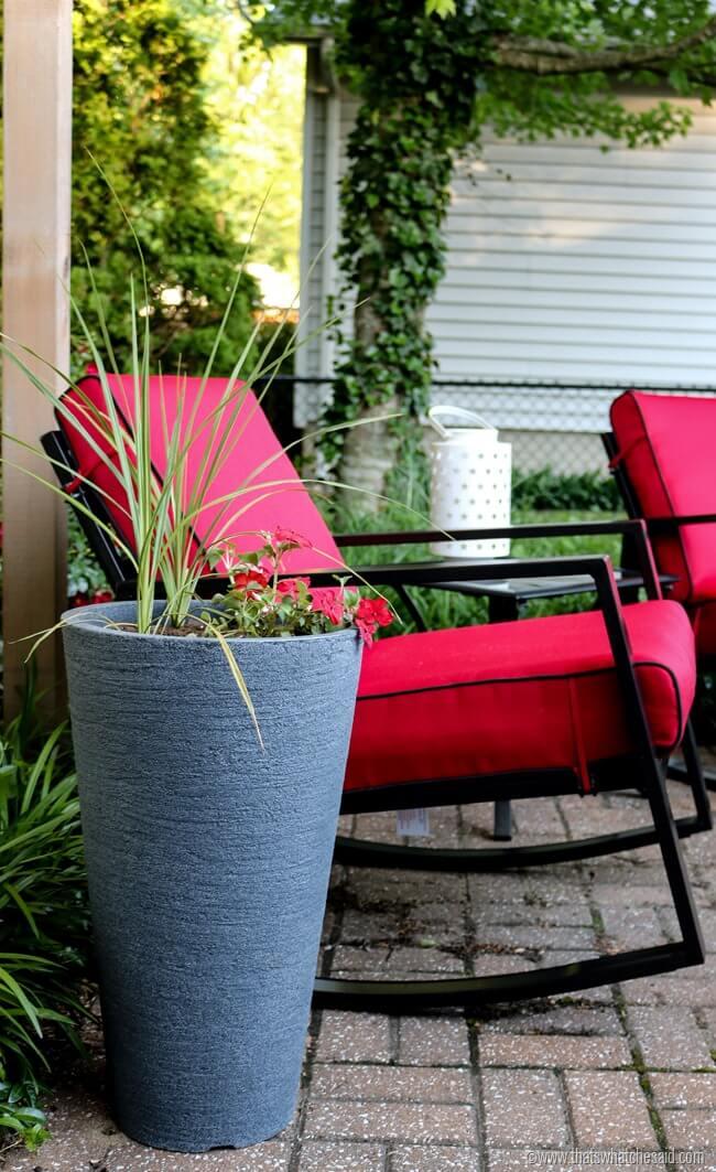 Perfect Backyard Patio-3