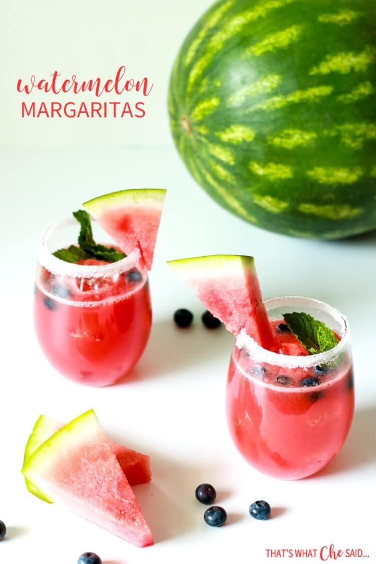 The Best Watermelon Margarita Recipe