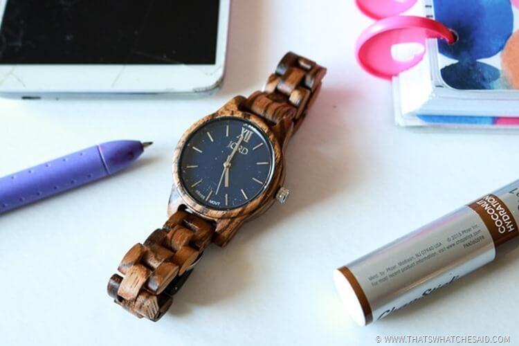 JORD Wooden Watches-1