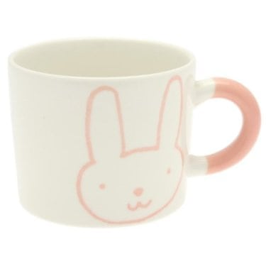 Bunny Mug - Coffee Lover's Easter Basekt