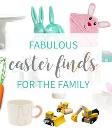 Fabulous Easter Finds for the Family