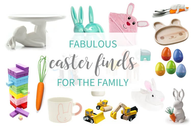 Fun Easter Finds for the Family