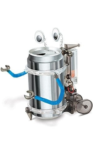 Tin Can Robot Toy for Kids