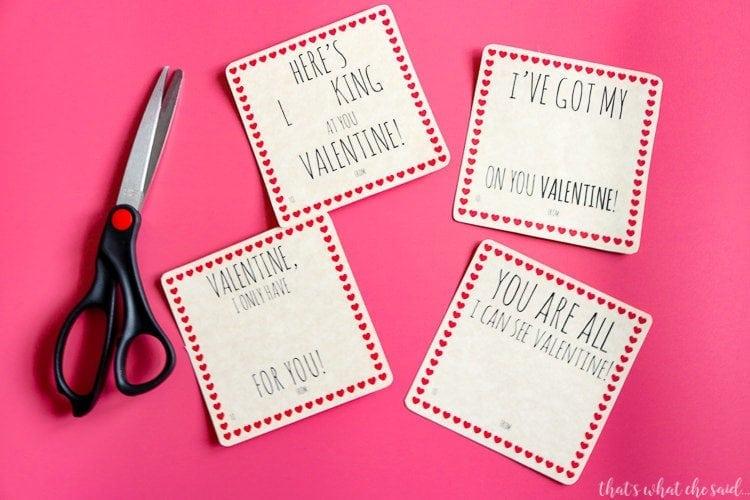 Free Googly Eye Printable Valentine Card