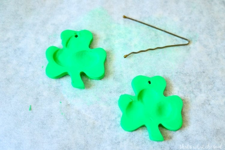 Oven Bake Clay Key Chains