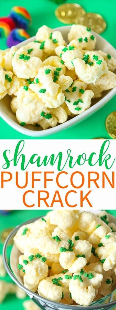 Shamrock Puffcorn Crack Recipe