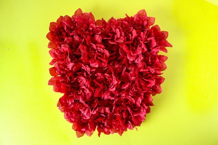 Apple Flower Wreath