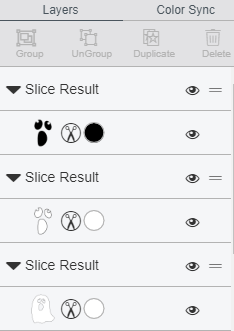 Screenshot of what the layers panel looks like in