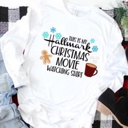 Hallmark Christmas Movie SVG