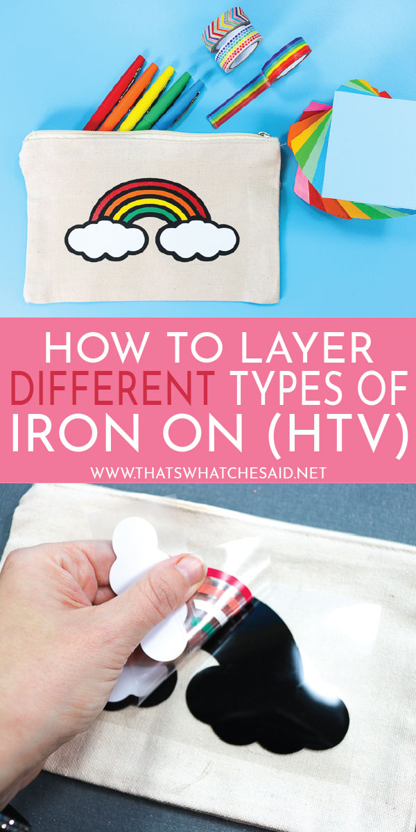 Correctly Layer different types of Iron of for lasting results.