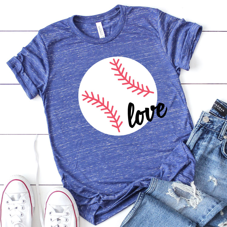 Download Baseball Love - Free Baseball SVG Files - That's What {Che ...