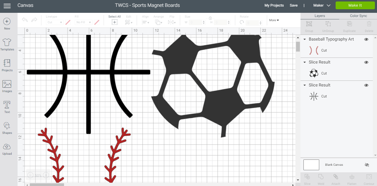 Design Space Image of Sports Balls