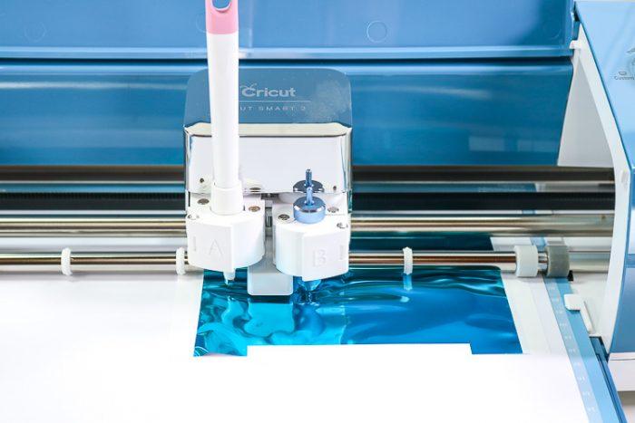 Blue Foiling