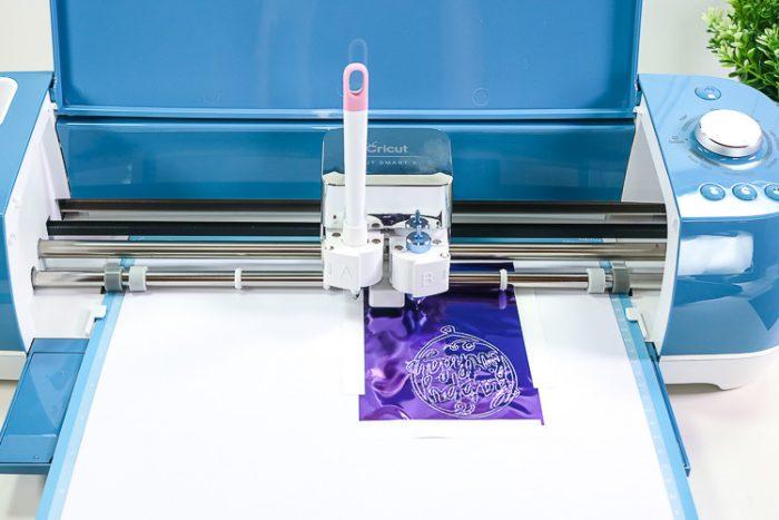 Purple Foiling