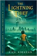 Book Cover Image: The Lightning Thief by Rick Riordan