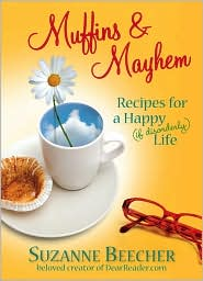 Muffins and Mayhem by Suzanne Beecher Book Cover