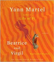 Book Cover: Beatrice and Virgil by Yann Martel