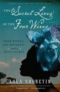 Book Cover Image: The Secret Lives of the Four Wives by Lola Shoneyin
