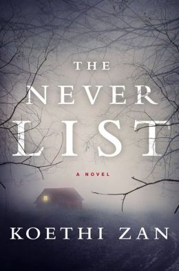Review – The Never List by Koethi Zan