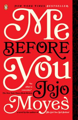 Review – Me Before You by Jojo Moyes