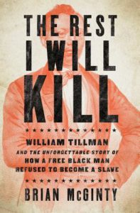 The Rest I Will Kill by Brian McGinty