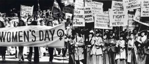 International Women's Day Historical Image