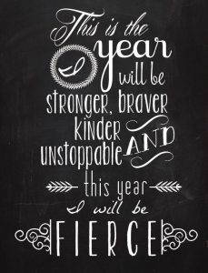 Happy New Year 2018 Resistance Message