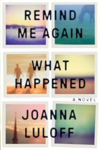 Remind Me Again What Happened by Joanna Luloff