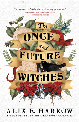 The Once and Future Witches oozes women power
