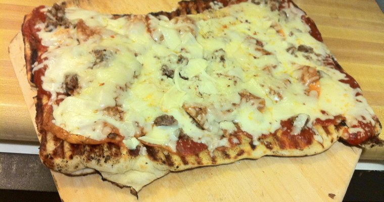 Grilled Pizza Nights!