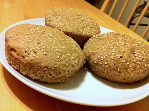 Gluten-Free Wonder Buns