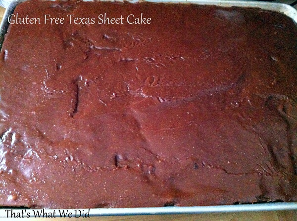 texas sheet cake full