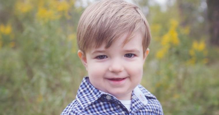 Jenson update: He is 2!