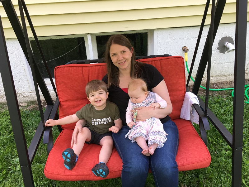 Mother's Day with 2