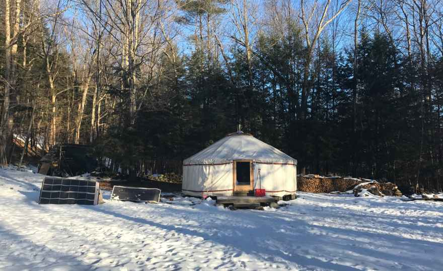Reflecting on 2018 in Yurt Life