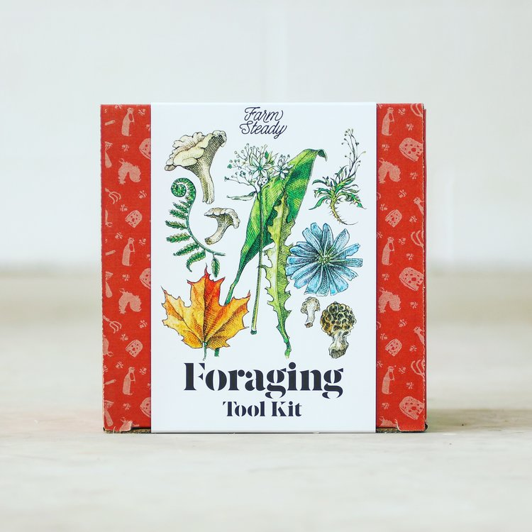 foraging kit from farmsteady